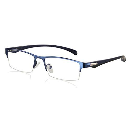 ZY Reading Glasses Multi-Focus-Lesebrille, Übergang photochrome Progressive Sonnenbrille - Strahlenschutz/UV-Schutz, Farbwechsel im Freien, für Herren/Damen