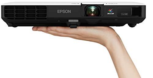 Epson EB-1781W 3LCD Projektor (WXGA, 3.200 Lumen, 10.000:1 Kontrast, 16:10, HDMI, MHL)