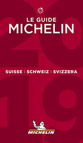 Le guide MICHELIN Suisse 2019 par  Michelin