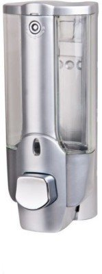 SBD ABS Soap Dispenser and Lock (Silver)