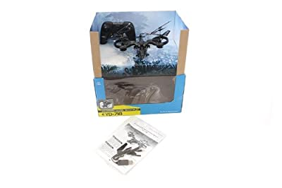 YD Mini Avatar 2.4GHz 4CH Electric RTF RC Helicopter