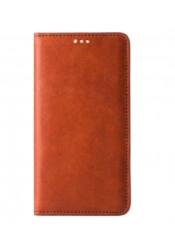 Apple Iphone 7 Melkco Premium pelle bovina Pella Herman Series Case Style Libro con Premium Leather Hand Crafted buona protezione, Premium Sentire-Blue Brown