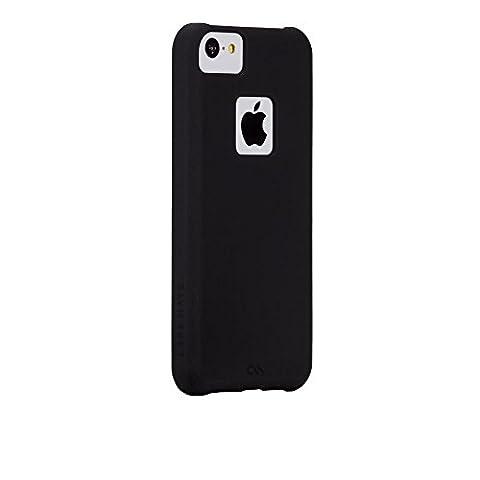 Case-Mate CM029131 Barely There Schutzhülle für Apple iPhone 5C schwarz