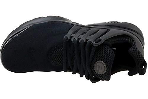 Nike Herren Presto (GS) Laufschuhe, Schwarz - 3