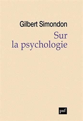 Sur la psychologie