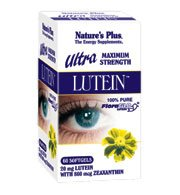Nature's Plus Ultra Lutein 60 Pearls