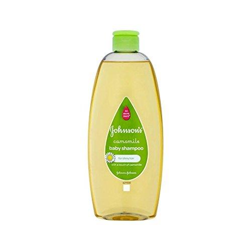 Johnsons Baby Kamille Shampoo 500Ml - Packung mit 4