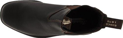BLUNDSTONE Chisel Toe 062, Bottes Classiques mixte adulte - Stout Brown