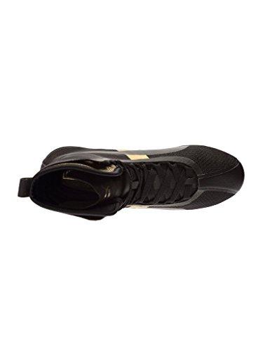 Puma Damen Eskiva Hi Evo Sneaker schwarz / gold