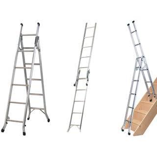 Abru 27016 Arrow 3 Way Ladder