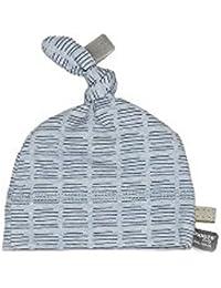 Snoozebaby Chapeau à la main à rayures Taille unique Nouveau–Né, Bleu indigo