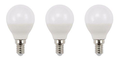 Briloner Leuchten 0521-003 Ampoule LED E14 3 W Plastique/Blanc