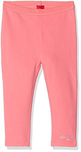 s.Oliver Baby - Mädchen Leggings 65.901.75.2416, Einfarbig, Gr. 80 (Herstellergröße: 80/REG), Rosa (Pink 3302)