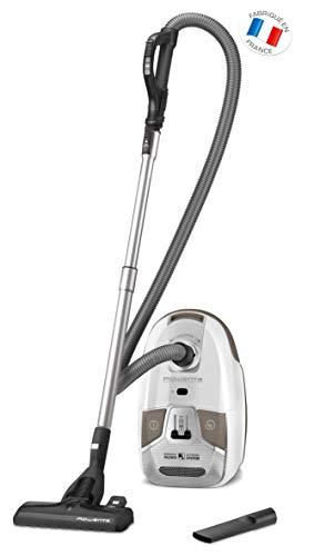 Rowenta Silence Force Compact RO6327EA - Aspirador con bolsa, bolsa triple filtración 3.5 L con cepillo...