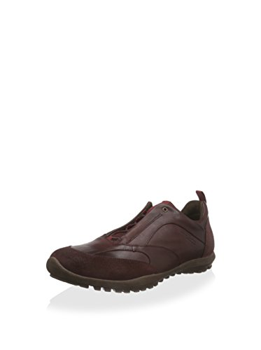 camel active Trail 12, Scarpe Stringate Basse Derby Uomo Rot