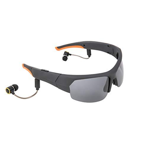 IOIOA Bluetooth Headset Bluetooth Brille Sport Sonnenbrille Kopfhörer Stereo Bluetooth Listening Songs + Call Brillen