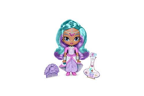 Shimmer And Shine - Muñeca Princesa Samira, Multicolor (Mattel DRC93)