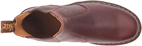 Dr.Martens Mens 2976 Carpathian Chelsea Leather Boots Tan Carpathian