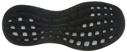 adidas Pureboost X, Scarpe da Corsa Donna, Viola Nero (Negbas/Negbas/Grpudg)