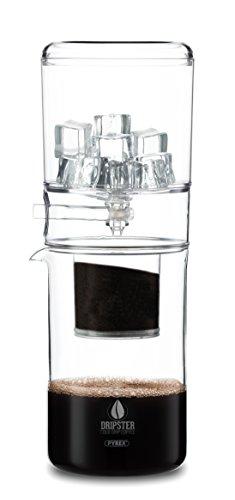 DRIPSTER Cold Brew Dripper (4 Tassen/600ml), Cold Drip Coffee Maker für kaltgebrühten Kaffee und Tee