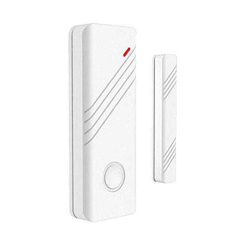 Model M2FX GSM Funk Alarmanlage mit Touchpad Monitor + Alarm SMS Anruf * Service + Support + Garantie * 100 Zonen erweiterbar * IOS Android APP-Fernbedienung * Set 1 mit 1 Bewegungsmelder + 1 Türkontakten - 5