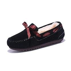 Mocasines De Mujer Zapatos...