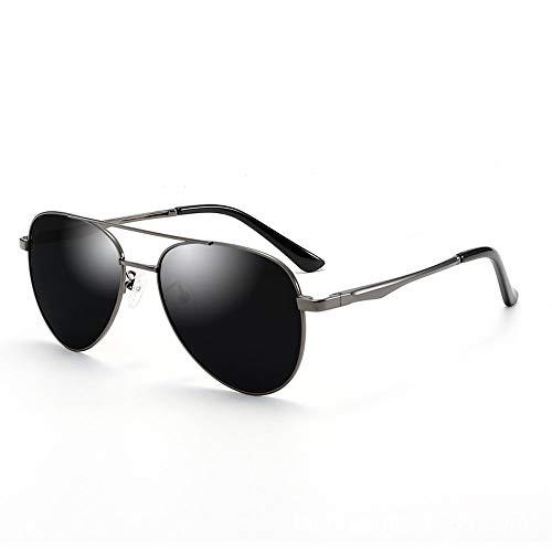 ZXYSSKT Polarisierte Sonnenbrille Men es Mirror Wild Classic Retro Sonnenbrillen