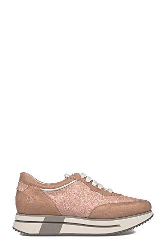 Alberto Guardiani Sport Men Shoes One Soul Sneaker Slip-On Nylon Leather Extra Light - Nero con Spoiler Rosso (44, Nero-Rosso)