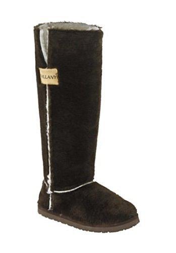 Stiefel im Teddylook von Chillany - Braun Braun