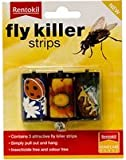 Fly Killer Strips X 3 (insecticide free & odour free)by RENTOKIL