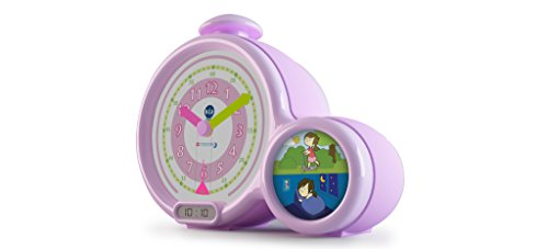 claessens-kid-ks0011-mon-premier-reveil-kid-sleep-clock-rose