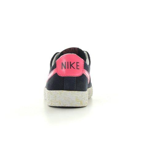 Nike Blazer Low (PS), Mädchen Sneaker Blue