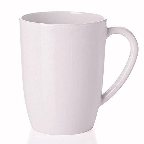 Melamin Kaffeebecher konisch Kaffee Becher ca 0,35 ltr 8,2x10,5 cm