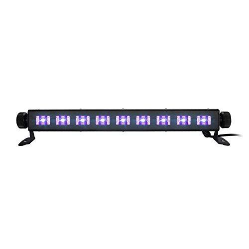 OOOUSE - Barra LED UV da 27 W, per Illuminazione di Feste e Discoteche