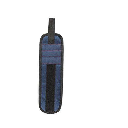 BESTOMZ Magnetische Armbänder mit starken Magneten für Holding Werkzeuge, Nägel, Schrauben, Bohrungen und kleine Werkzeuge