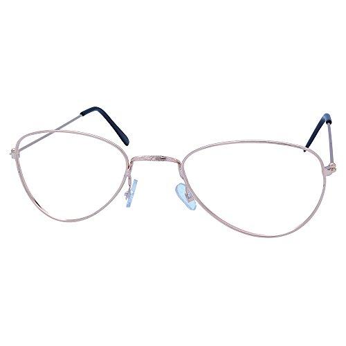 71Alte Lady Brille für Fancy Dress, Damen, one size (Mädchen Frau Claus Kostüme)