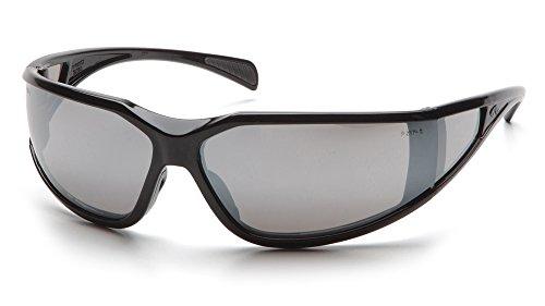 Exeter Pyramex Safety Eyewear Silver Mirror Lens