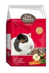 Deli Nature 15-029320 Alimento Premium para Cobayas - 3000 gr