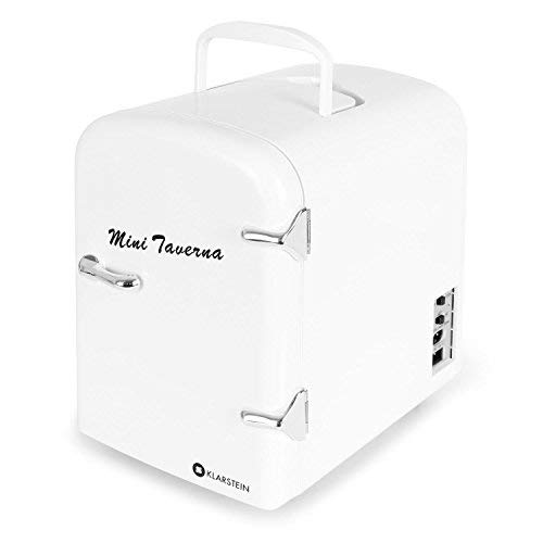 Mini Taverna Kühlschrank 4L weiß
