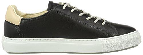Marc O'Polo Damen 70114053502102 Sneaker Schwarz (Black)