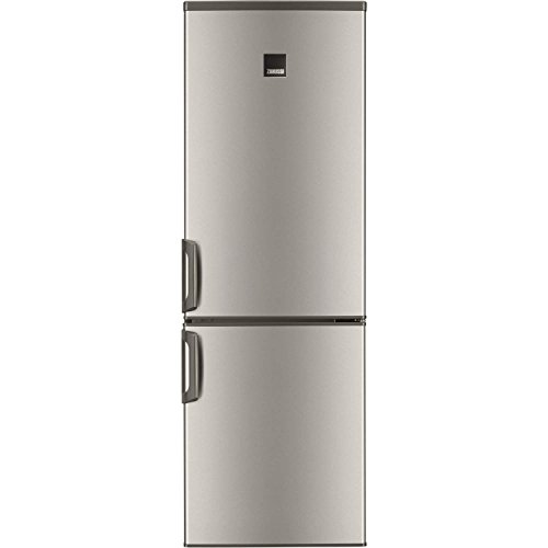 zanussi-zrb23200xa-frost-free-freestanding-fridge-freezer-silver-with-antifingerprint-stainless-stee
