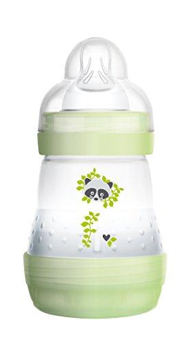 MAM Babyartikel 66319220 - Biberon con valvola anticolica Neutral, 160 ml