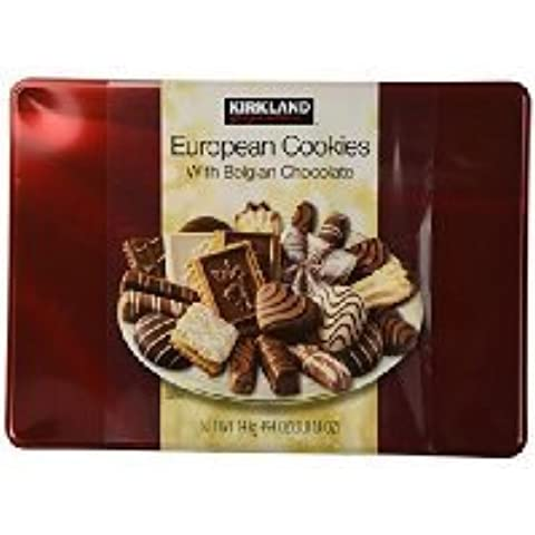 Kirkland Signature European Cookies with Belgian Chocolate, 15 Different Varieties 3 Lb 1.4 Oz (1.4 Kg) Thanks to the trust our service . by Wartshop