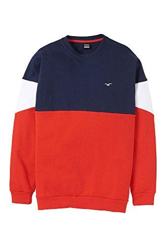 Drop 91 Pullover Größe: M Farbe: Dark Navy