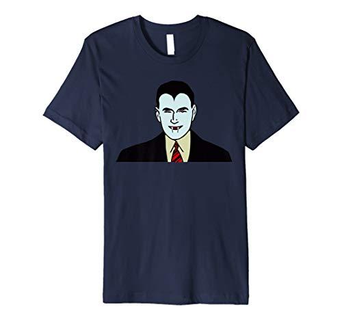 Dracula Halloween Funny T-Shirt