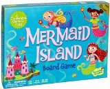 Best Peaceable Kingdom Kids Games - Mermaid Island Cooperative Board Game Review