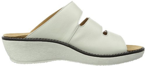Ganter Gracia Weite G, Sabot donna Bianco (Weiß (offwhite 0400))