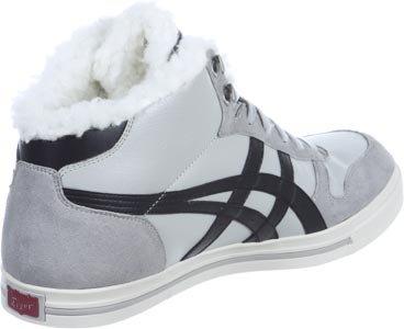 Onitsuka Tiger AARON MT Unisex-Erwachsene Hohe Sneakers Grau