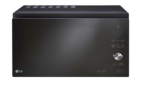LG 39 L Convection Microwave Oven (MJ3965BQS, Black)