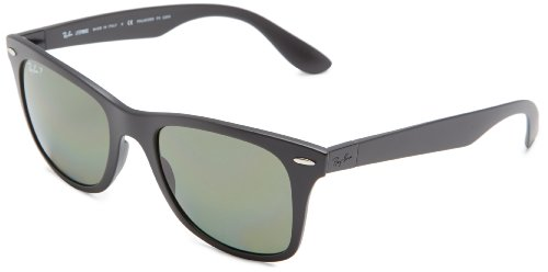 Ray-Ban Herren Wayfarer Liteforce Liteforce Wayfarer Sonnenbrille, Black